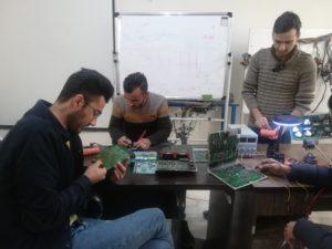 دوره آموزش تعمیرات ایسیو ماشین های سنگین