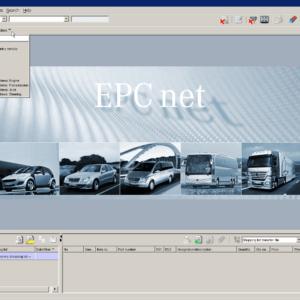 Benz EPC