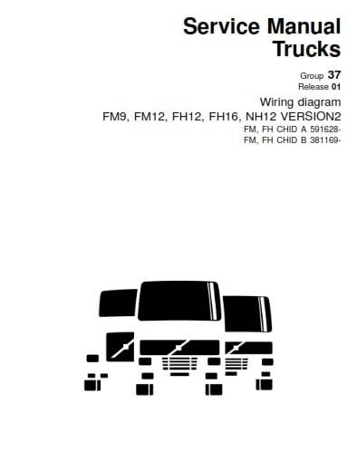جزوه آموزشی برق ولوو FH 12-FH 13